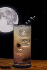Brockman's Summer Full Moon Cocktail