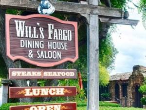 Will's Fargo Steakhouse + Bar