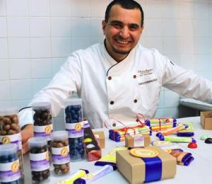 Chef Neggaz and his products