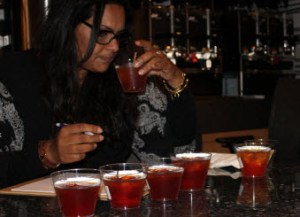 North American Tea Championship Tasting