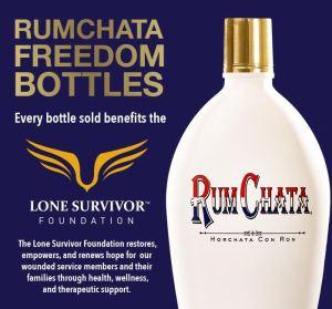Rumchata Freedom Bottles