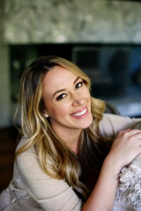 Haylie Duff The Real Girl's Kitchen Q&A with Food & Beverage Magazine
