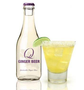 Q Ginger Beer - Ginger Beer Margarita