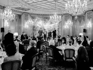 LE BRISTOL PARIS TO HOST LITERARY CHARITY DINNERS