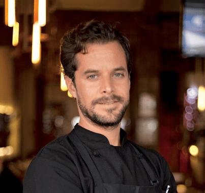 Pedro Abascal as Executive Chef
