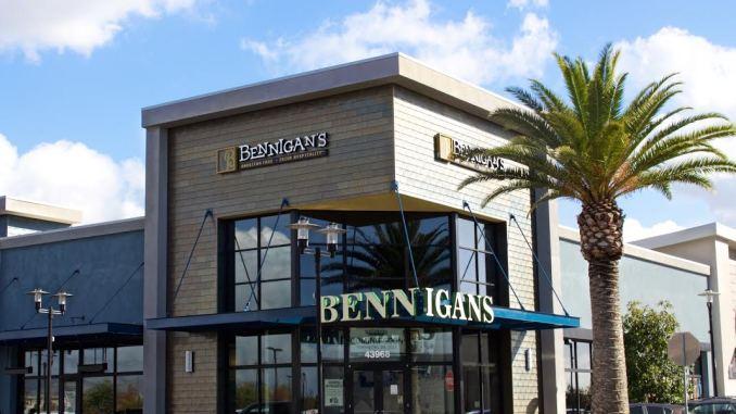 Bennigans fremont