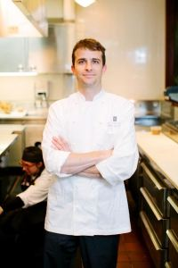 Spencer Thomson Joins The Umstead Hotel and Spa as Chef de Cuisine