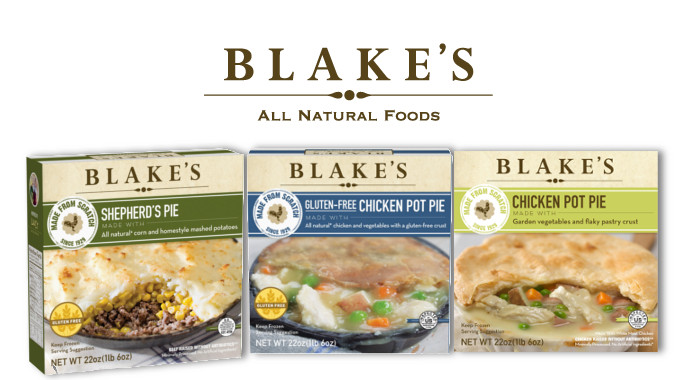 Blakes all natural foods releases new family size meals food blakes all natural foods announces three new family size meals forumfinder Image collections