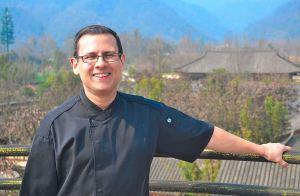 Chef Rick Gonzalez