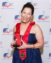 Cheryl Lewis, CCC, CCE, chef instructor at Le Cordon Bleu Las Vegas