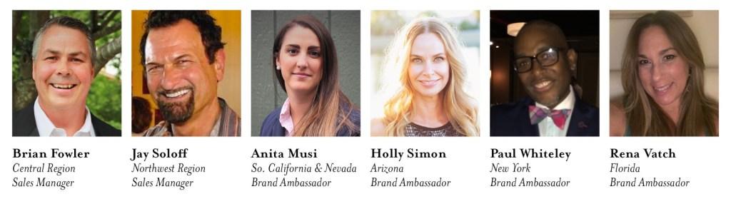 Wineworks team of Ambassadors