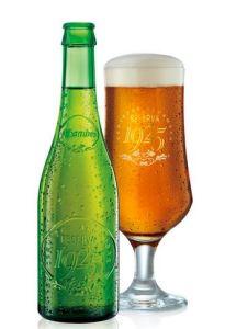 the artisanal Alhambra Reserva 1925 brew