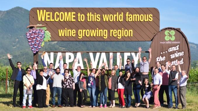 Napa Valley Vintners Congratulates 2016 Wine Educators Academy Graduates