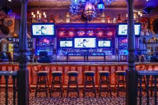 Panama Joes bar
