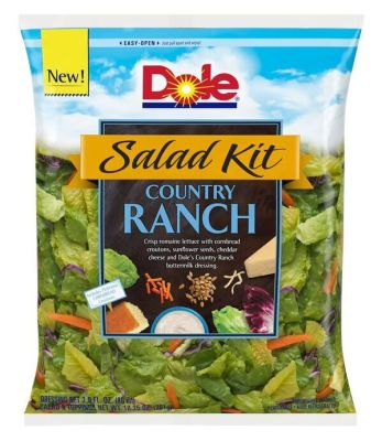 DOLE Country Ranch Salad Kit