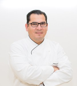 Juan Licerio Alcala has been named Executive Chef of the new Grand Velas Los Cabos