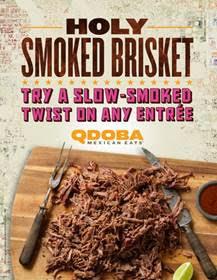 smoked Qdoba
