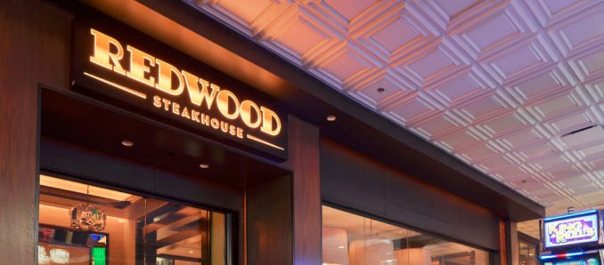 All New Redwood Steakhouse Now Open Food Amp Beverage Magazine