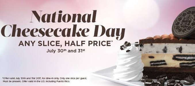 The Cheesecake Factory Debuts New Flavor - Food & Beverage