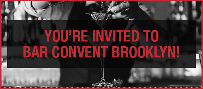 Join us at Bar Convent Brooklyn - Food & Beverage Magazine
