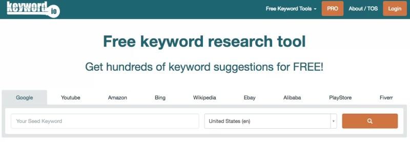 keyword.io