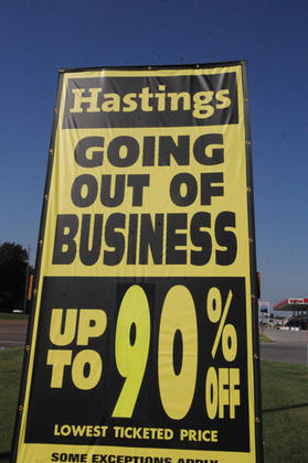 Hastings closing