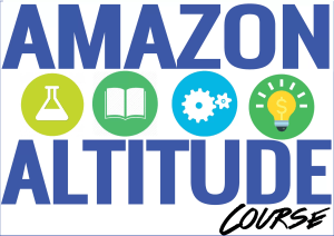 Amazon Altitude Bookselling Masterclass is live