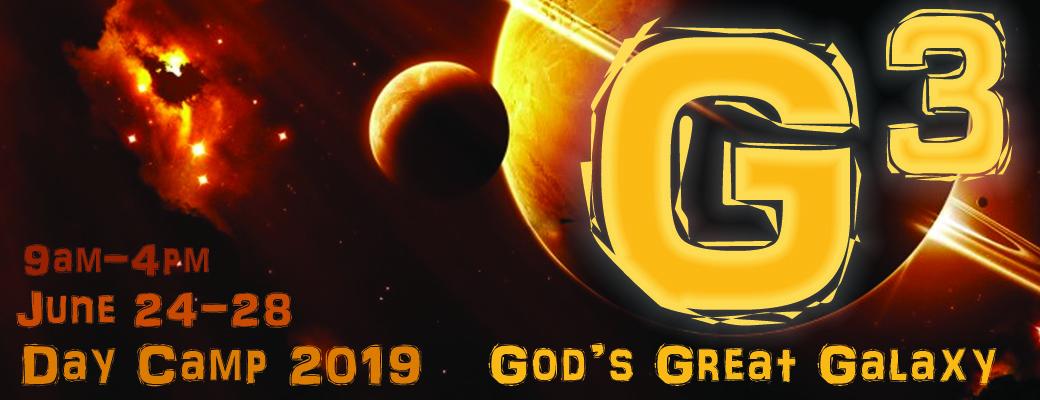 God's Great Galaxy