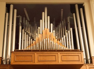 Sanctuary Organ - First Baptist Church Henderson NC