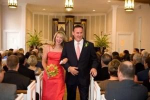 Wedding in Leathers Chapel