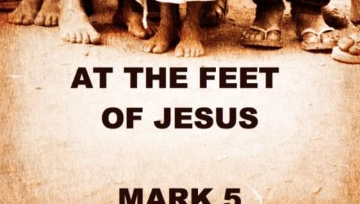 Hope for the Desperate Mark 5:1-20