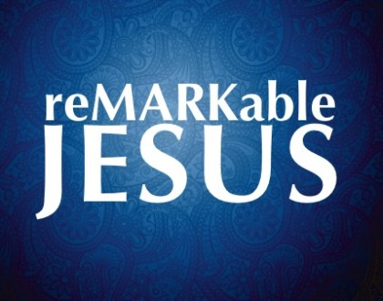 reMarkable Jesus Mark 8:31-33