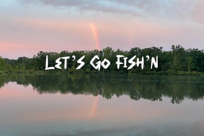 Let's Go Fishin Mark 1:14-20