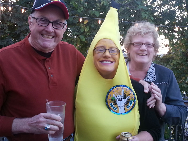 FBC 04 Banana and her parents