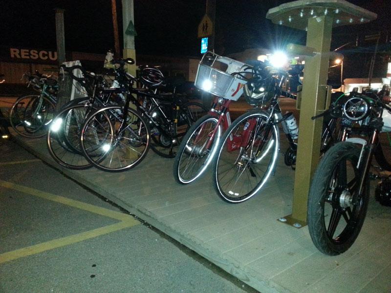 FBC 14 Bikes Bikes Bikes at Village Pub