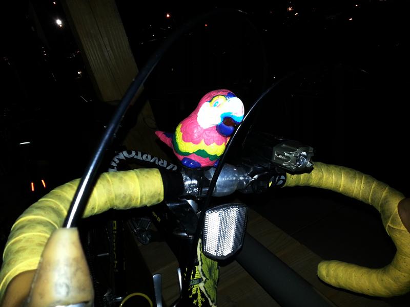 FBC 20 Parrot horn