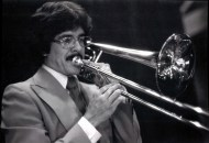 Michael T. McKibben, Trombonist, Living Sound International, ca. 1975