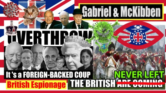 Gabriel, McKibben. (Jun. 11, 2020). How the Rothschilds Use Mass Surveillance and Nanotech Bioweapons to Sustain the Imperial British World Order. American Intelligence Media, Americans for Innovation