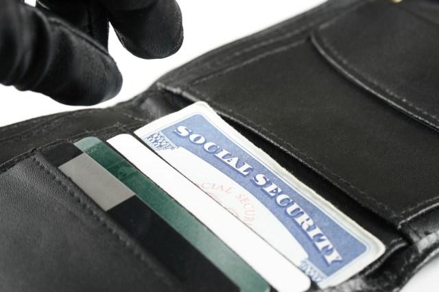 Identity theft gov