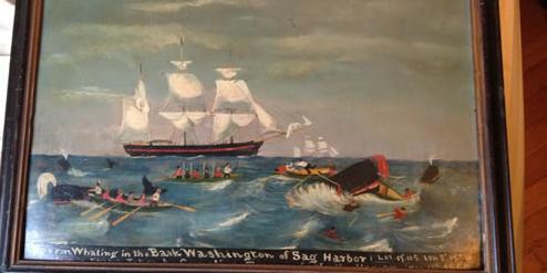 Returned Bark Washington Painting (12/16/15)