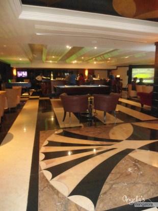 安吉拉 - 班加罗尔的5星级酒店,莫文 - 体育酒吧的方池,台球,foozball-05