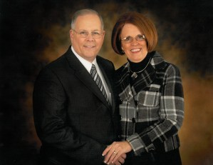 Dr. and Mrs. Darrell Moore