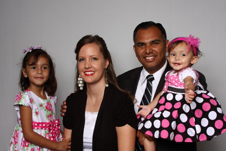 2014 Israel Alvarez Family Picture