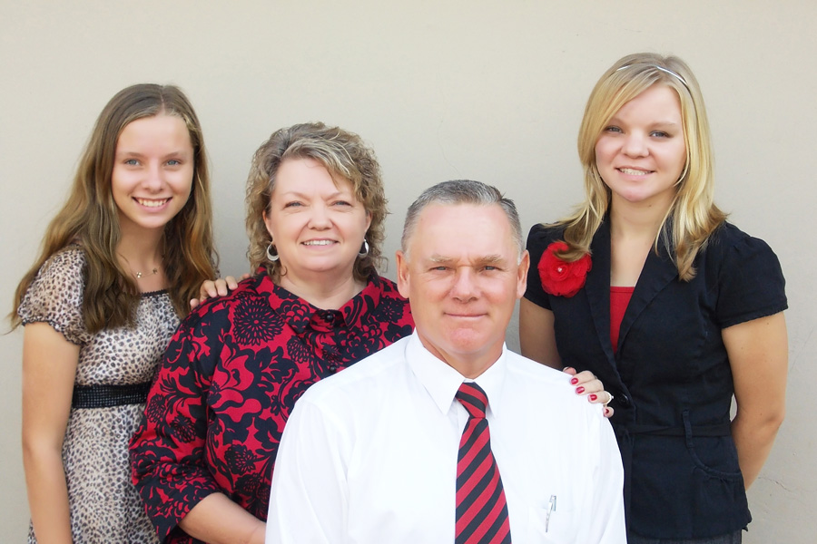 Missionary Billy Carter Family