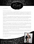 Jerry Wyatt III Prayer Letter:  Upcoming Farm Fair