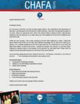 Andrew Chafa Prayer Letter:  First Prayer Letter of Deputation