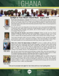 Team Ghana National Pastor Spotlight:  Convert Asks an Excellent Question
