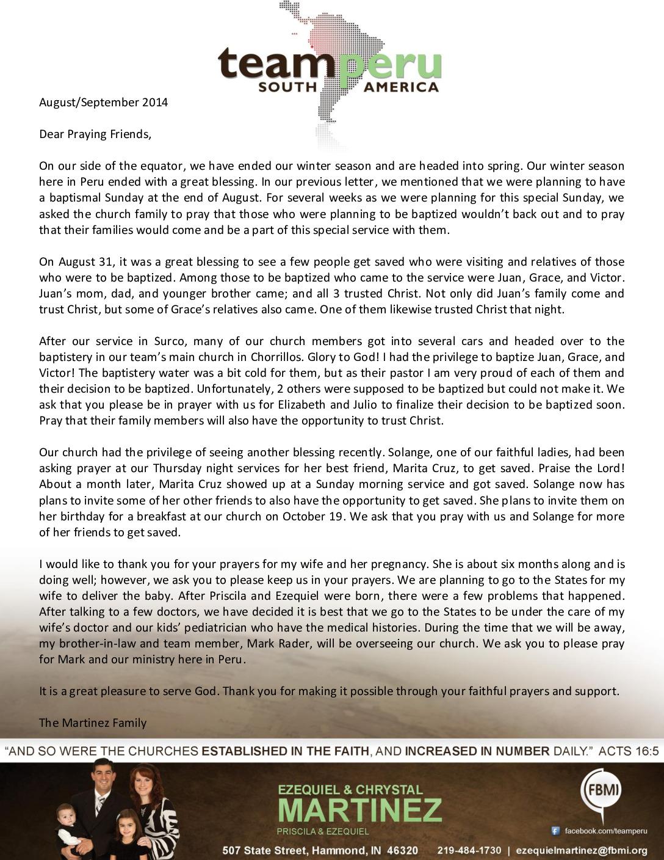 thumbnail of Ezequiel Martinez Aug-Sep 2014 Prayer Letter