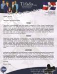 Robert Tirado Prayer Letter:  New Opportunities