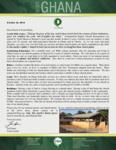 Team Ghana Update:  Strengthening Our Church Plants